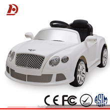 12 V Bentley License Children Ride-on Car with R/C