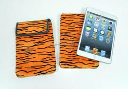 Animal prints for IPad mini Neoprene Tablet sleeve