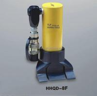 Hydraulic track jacks, hydraulic lift, jack hammers, mini lifting jack, HHQD-8F