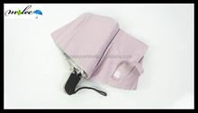 uv protection nice printing promotional foldable umbrella