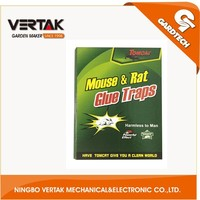 Front rank of garden tools supplier new desig catchmaster glue mouse traps with low price