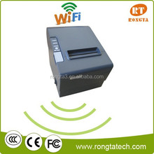 80mm Mini Wireless Thermal Printer for POS Payment Equipment