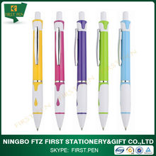 china manufacture promotional plastic pen
