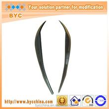 BYC Good Material Carbon Fiber Black Eyelids For BMW F30/F35 2012-Up Front Eyelids