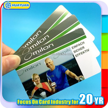 Contactless Cards for identification, time and attendance, access control systems