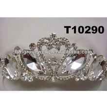 china supplies doll happy new year swan tiaras and crowns