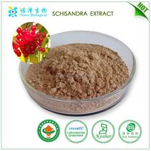 Chinensis herb extract Wu wei zi extract schizandra berries extract fructus schizandra extract