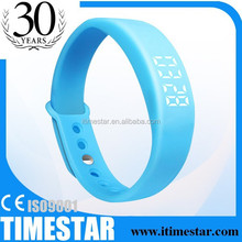 colorful silicone bracelet sports health smart bracelet cheap silicone watch fitness health monitor sleep tracker smart silicon