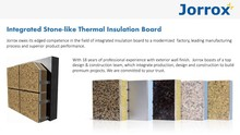 low price External wall decoration board