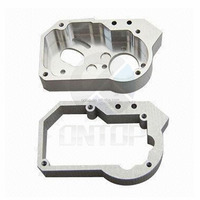 high precision motorcycle cnc machining aluminum parts