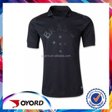Freely replica pattern on soccer jersey to your satisfction
