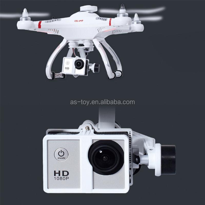 GPS Auto Retorno Cheerson CX20 Quadcopter com Câmera HD para FVP
