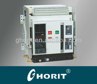 ISO9001 Manufacturer 4 Pole 800A ACB Parts 50HZ 800Amp Air Circuit Breaker