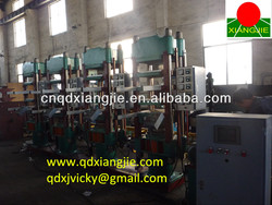 4 stations Rubber /EVA Sole Making Machine