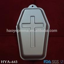 En forma de cruz decoración de pasteles herramientas decorativo moldes de pastelería