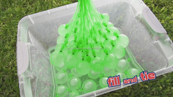 111 bunch o balloons/magic water balloons for cool summer children game toys