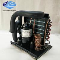 HAC550DC24 small compressor condensing unit