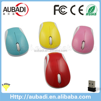 2015 The smallest wireless mouse on Alibaba express