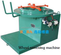 Pollution-free tyre repair machinery/2015 Used tyre retreading machinery&tire retreading production line