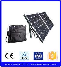 direct buy china Monocrystalline Silicon 140w folding solar panel for sale