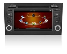 Car multimedia System DVD Player for Audi A4