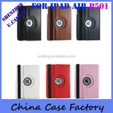 Bulk Stock 360 Rotating Leather Case For iPad Air