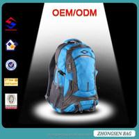 cooler compartment picnic bag, umbrella hiking bag, professional camping backpack