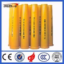 high pressure concrete pump rubber end hose pipe for truck parts