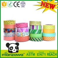Plastic sungjin washi paper masking tape