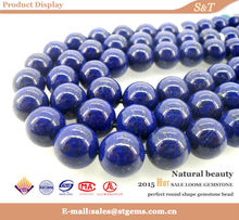 2015 golden supplier 10mm lapis hotsale in thailand handmade wholesale bead