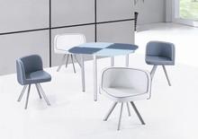 Glsaa modernos juegos de mesa de comedor