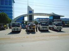 Ton 3 dongfeng camiones de luz, 4x2 pequeños de carga de camiones para la venta