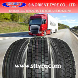 2015 new 295 75 22.5 truck tire made in china with DOT ECE certificate