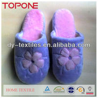 Fashion New design lovely cute warm plush home ladies footwear pictures