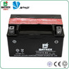 Maintenance Free Yuasa Battery 12V 7Ah, Scooter Battery For Motorcycle