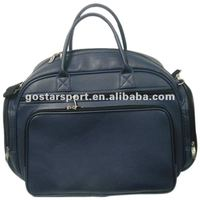 Hot Sales PU Leather Golf Boston Bag