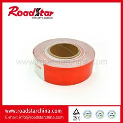 high intensity grade reflective traffic warning tape