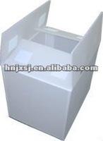 practical and economic plastic corrugated box