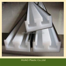 Alibaba china antique plastic guide rails uhmwpe guide track