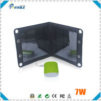 high efficiency flexible q-cells solar panels factory direct 7W