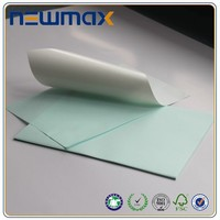 Self adhesive thermal barcode labels sticker inkjet paper in roll for barcode printer