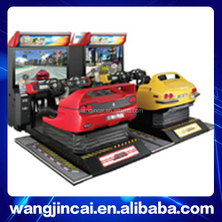 hot sale speed motor racing car games motorcycle simulator arcade machine Outrun 2SP