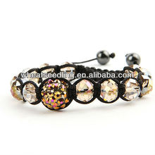 2014 Most Attractive Style Cheap Shamballa Bracelet