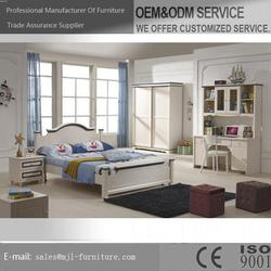 Good quality promotional wooden cupboard designs of bedroom
