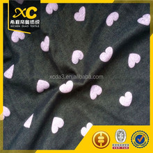alibaba supply printing knitted denim fabric for shirt