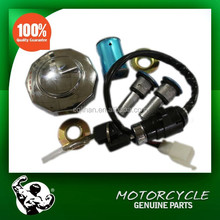 CD70 Motorcycle Lock Set and Motorcycle 70cc Spare Parts wth Water-Proof