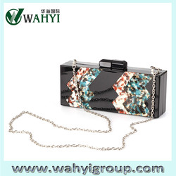 2015 Acrylic Ladies Evening Clutch Bags,Wholesale Women CLutch bag,Customized Clutch Evening Bag