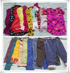 comfortable summer mix used clothing contain dress trouses T-shirt