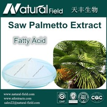 Factory Supply Pure Natural Saw Palmetto Extract 80%