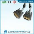 Cable dvi, Dual Link DVI-I 24 5 hombre, alta calidad